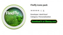 Pacchetto icone Firefly