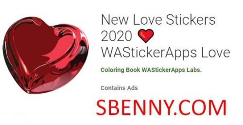 Love Love Stickers 2020 WAStickerApps Love + MOD
