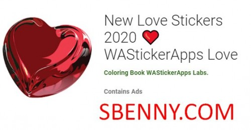 New Love Stickers 2020 WAStickerApps Love + MOD