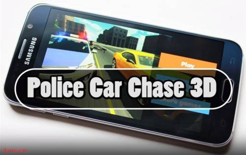 Police Car Chase 3D + MOD