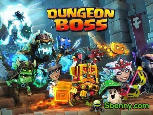 Dungeon Boss + MOD