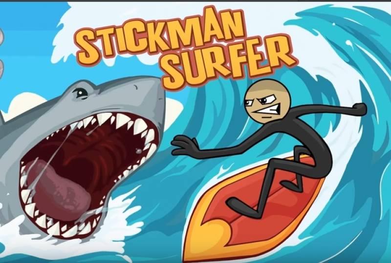 Stickman Surfer + MOD