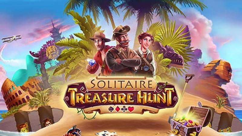 Solitaire Treasure Hunt + MOD