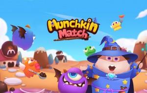 Munchkin Match: Magic Home Building + MOD