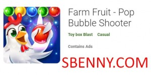 Fruit Fruit - Pop Bubble Shooter + MOD