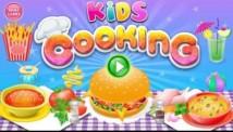 Cuisiner dans la cuisine + MOD