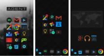 Агент Icon Pack + MOD