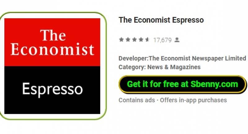 اکونومیست اسپرسو + MOD