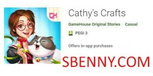 صنایع دستی Cathy's + MOD
