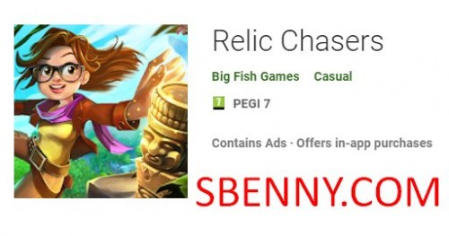 Relic Chasers + MOD