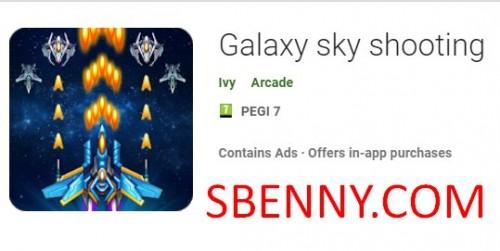 Galaxy sky shooting + MOD