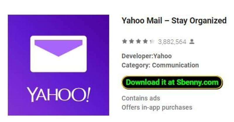 Yahoo Mail - Manténgase organizado