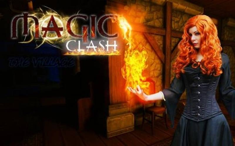 Magic clash: The Village