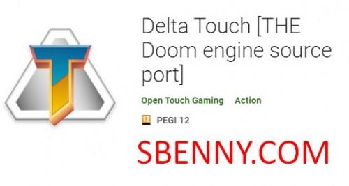 Delta Touch (el puerto de origen del motor Doom) + MOD