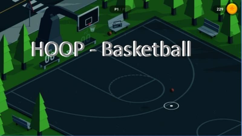 Hoop - Basketball + MOD