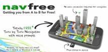 Navfree GPS-Welt + MOD