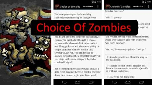 Choice of Zombies