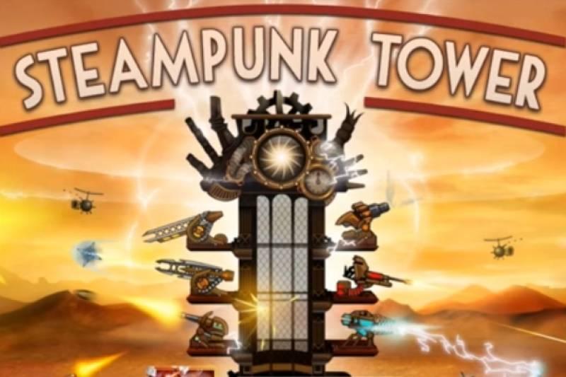 Steampunk-Turm + MOD