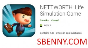 NETTWORTH: Life Simulation Game + MOD