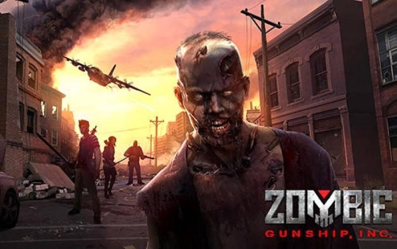 Zombie Gunship Survival + MOD