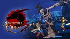 AdventureQuest 3D + MOD