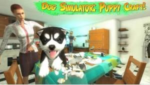 Dog Simulator Puppy Craft + MOD
