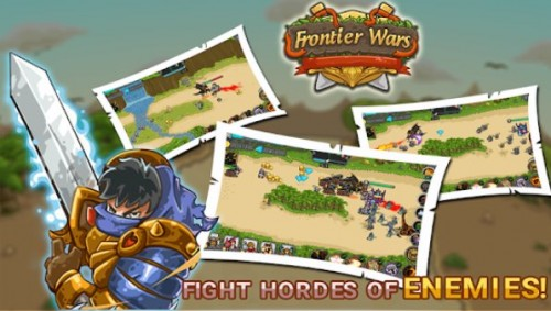 Frontier Wars: Defense Heroes - Tactical TD Game + MOD