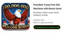 Präsident Trump Free Slot Machines mit Bonusspiel + MOD