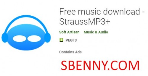 Download musicale gratuito - StraussMP3 + + MOD