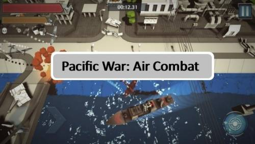 Pacific War: Air Combat + MOD