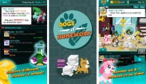 Hunde gegen Hausaufgaben - Clicker Idle Game + MOD