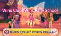 Winx Club: Winx Fairy Iskola + MOD