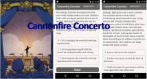 Cannonfire Концерт + MOD