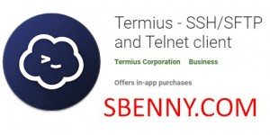 Termius - SSH / SFTP و Telnet + MOD