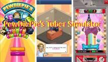 Tuber Simulator + MOD PewDiePie