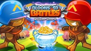 Bloons TD Битвы + MOD