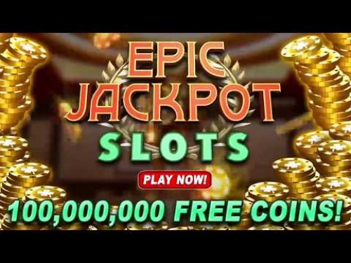 Slots: Epic Jackpot Slots Games Free & Casino Game + MOD
