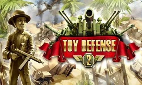 Toy Defense 2 — TD Battles + MOD