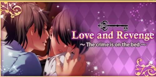 Giochi di Otome Inglese (otoge): Love and Revenge + MOD