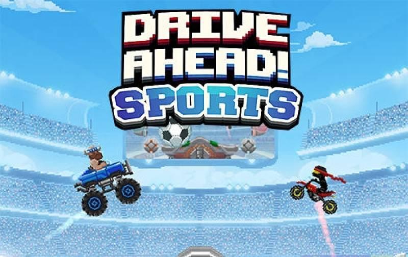 Drive Ahead! Isport + MOD