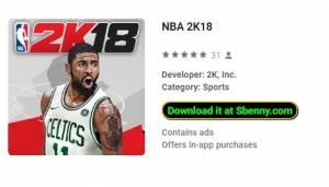 NBA 2K18 + MOD