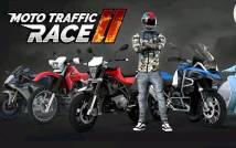 Moto Traffic Race 2 + MOD