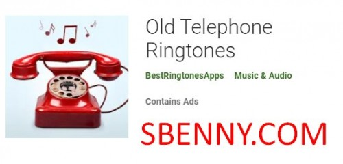 Old Telephone Ringtones + MOD
