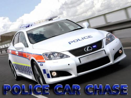 Carro de Polícia: Chase + MOD
