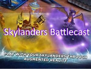 Skylanders Battlecast + MOD