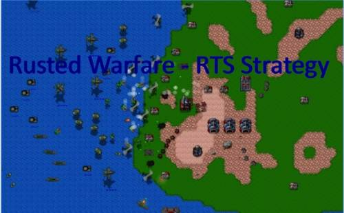 Rusted Warfare - RTS Strategy +  MOD