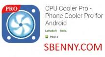 CPU Cooler Pro - телефон Cooler Pro для Android