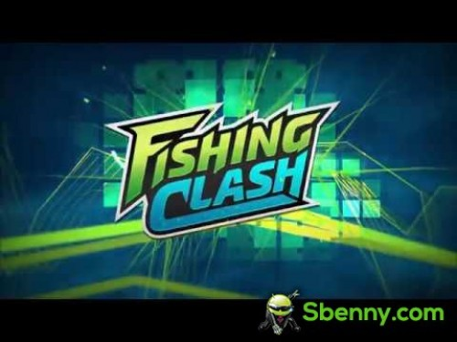 Pêche Clash: Catching Fish Game. Basse Chasse 3D + MOD