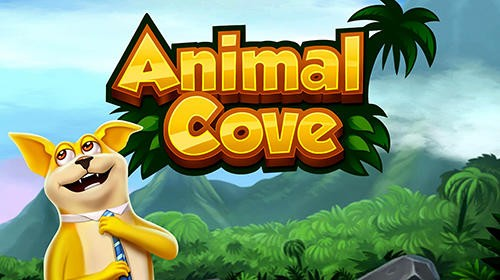 Animal Cove: Solve Puzzles & Customize Your Island + MOD