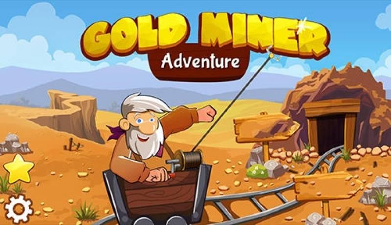 Gold Miner - Minen Quest-+ MOD